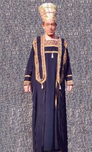 Déguisement-Pharaon