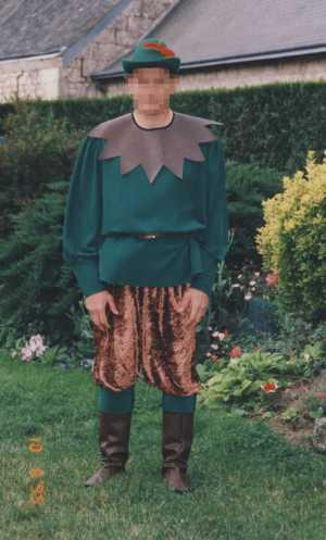 Costume-Woody