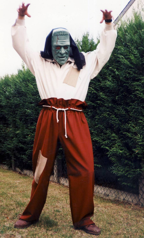Costume-Créature-Frankenstein