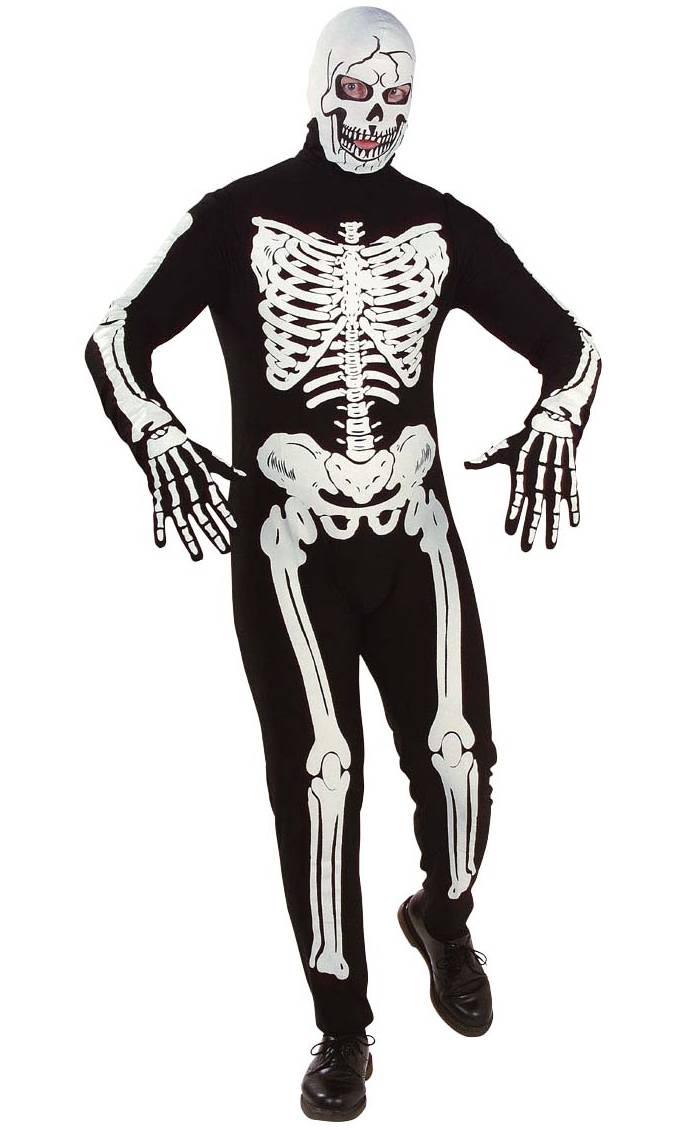 Déguisement-Squelette-Homme