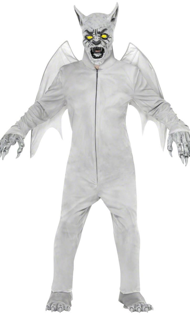 Costume-Halloween-Gargouille-Gothique