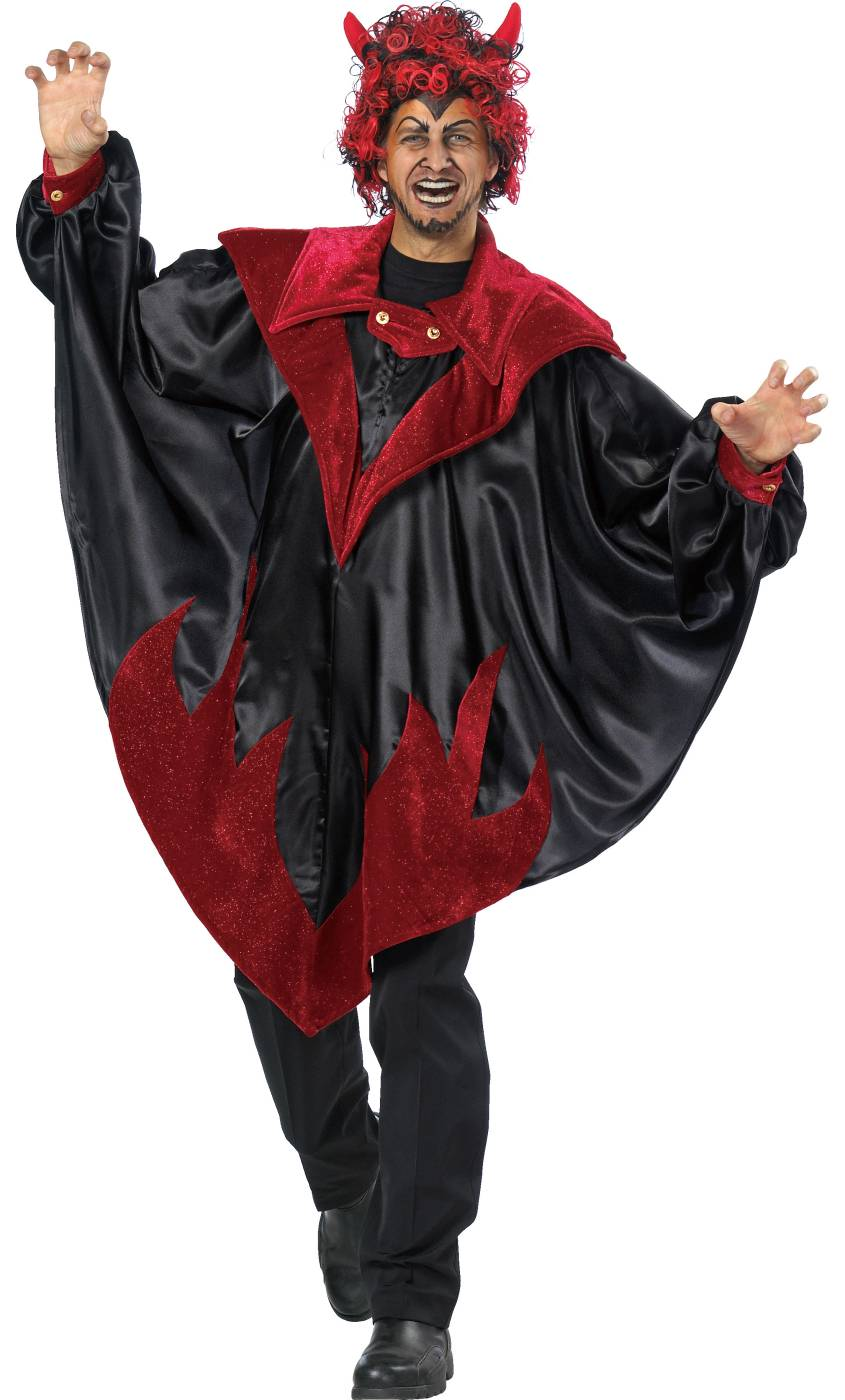 Costume-Halloween-Diable