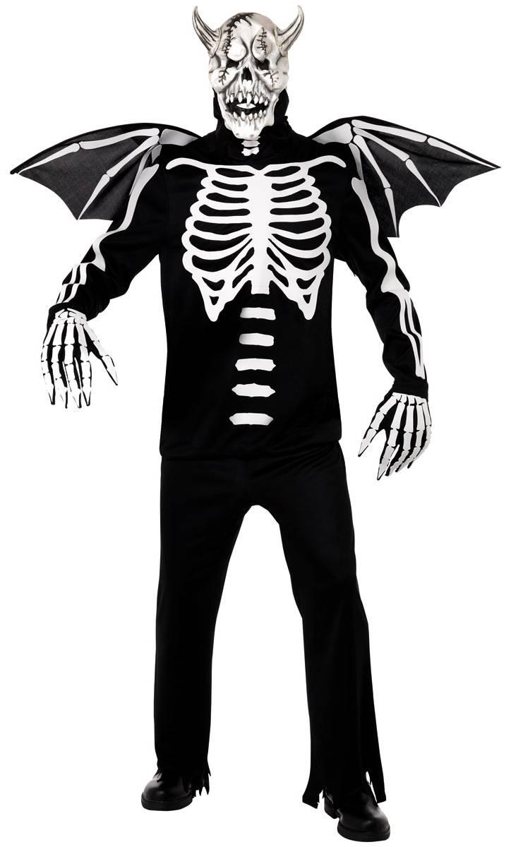 Costume-Ange-noir-Démon