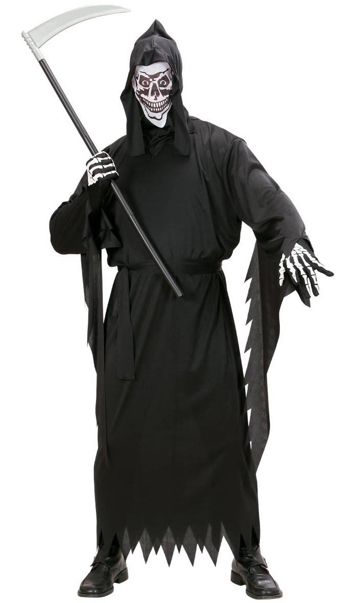 Costume de faucheuse homme