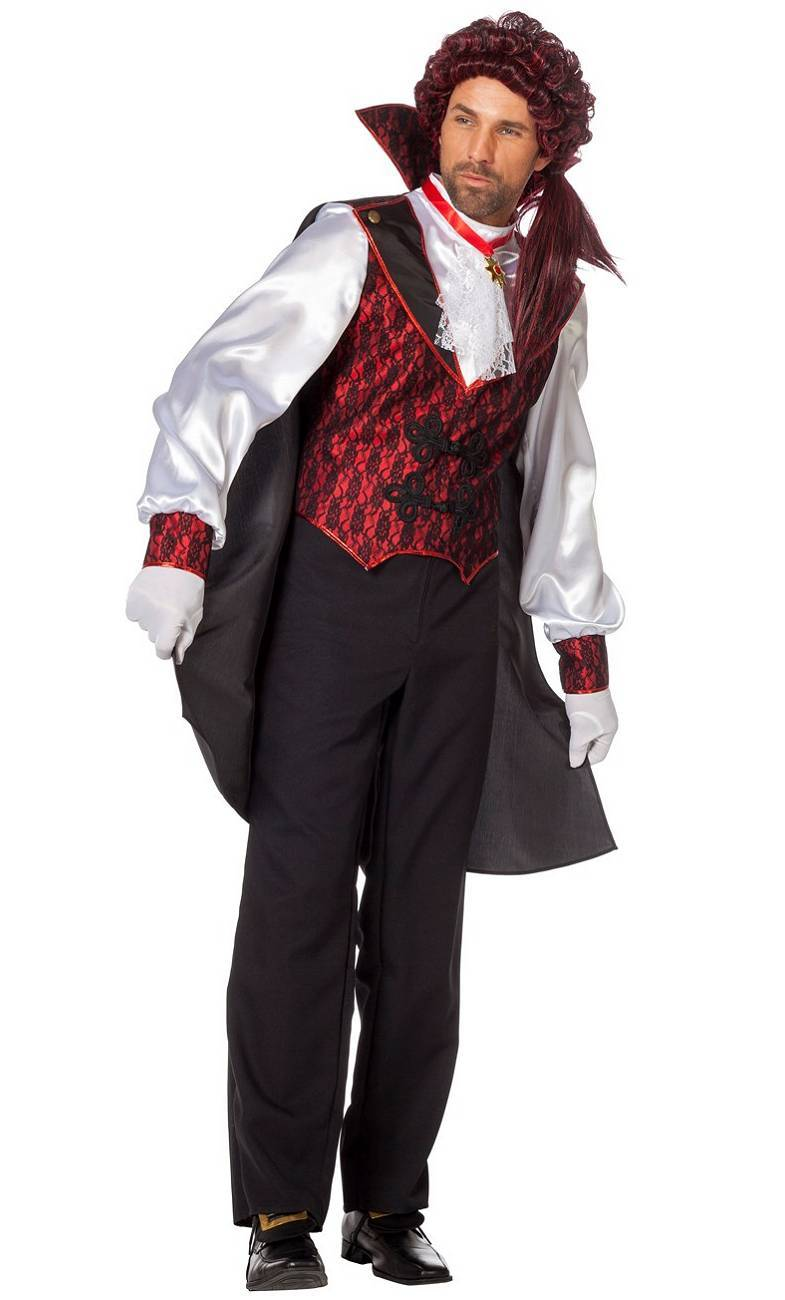 Déguisement-Vampire-Dracula-en-Grande-Taille
