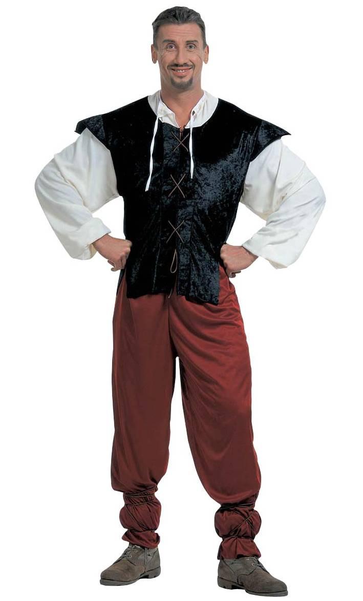 Costume-Mediéval-Homme