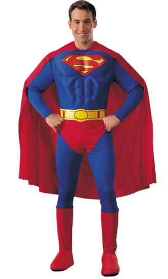 Costume-Superman