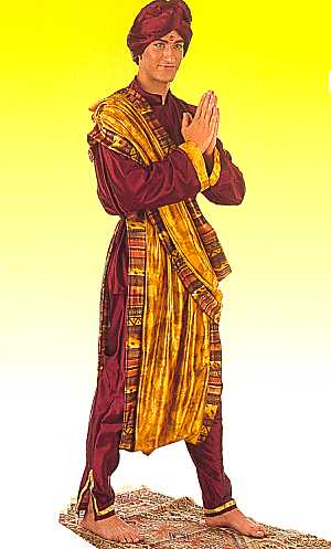Costume-Hindou