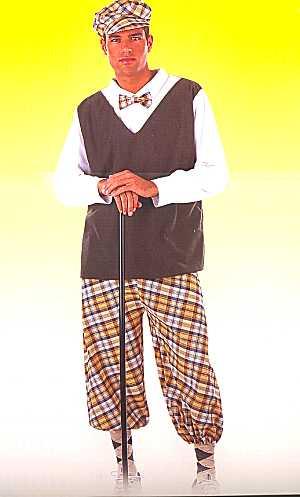 Costume-Golfeur