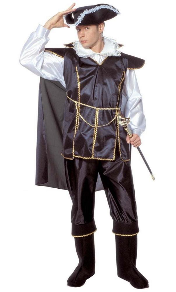 Costume-de-Corsaire-noir