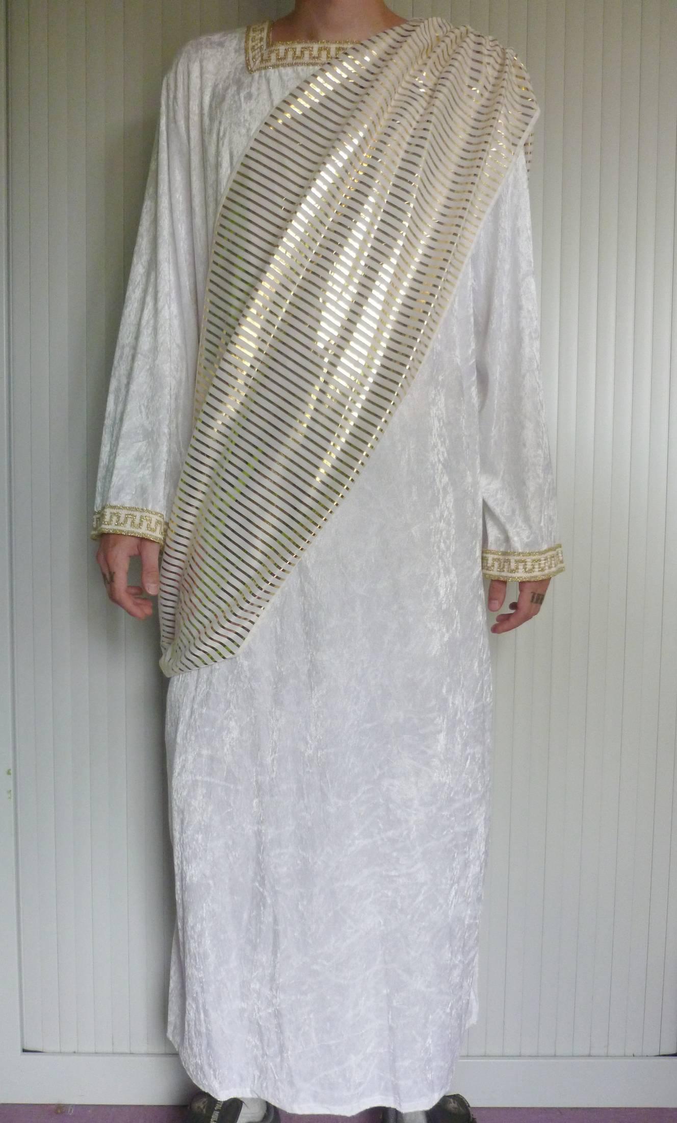 Costume-Romain