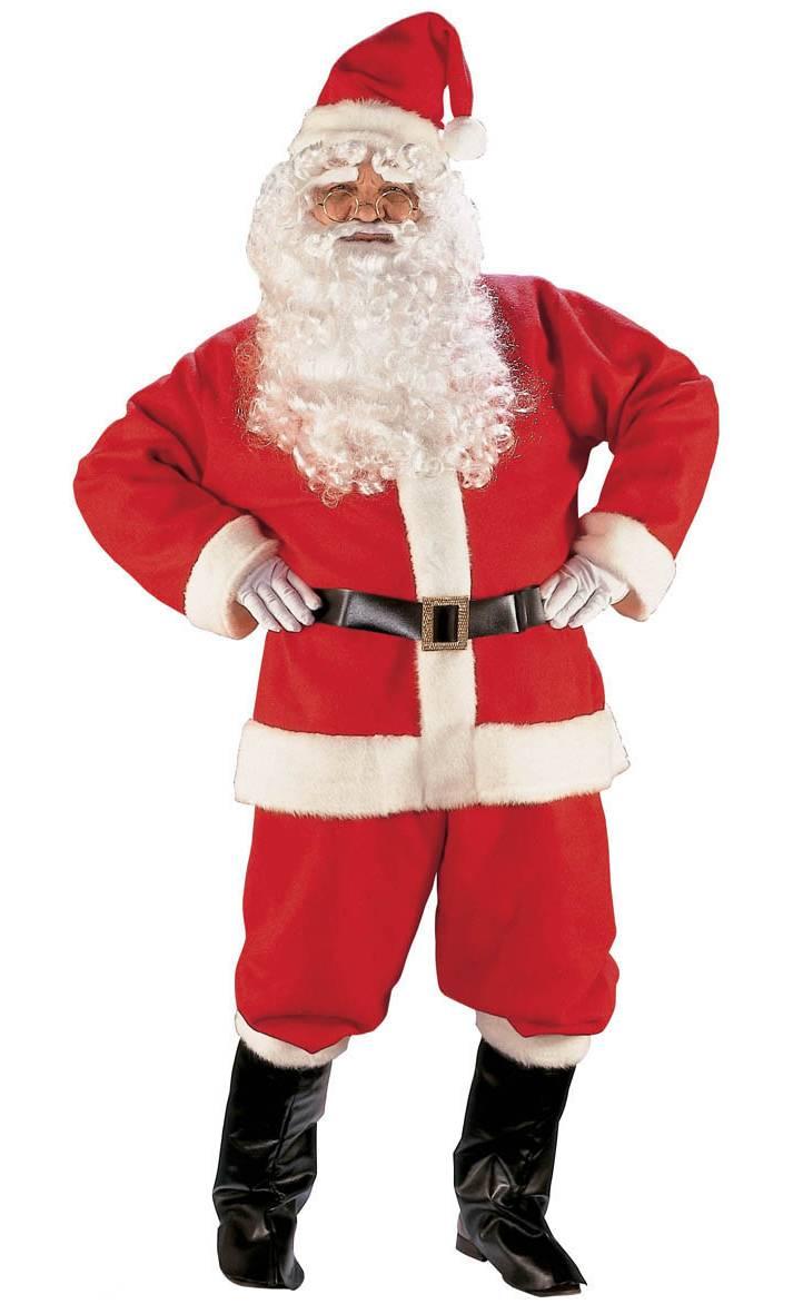 Costume père Noël 08