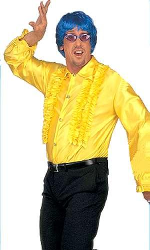 Costume-Disco-jaune