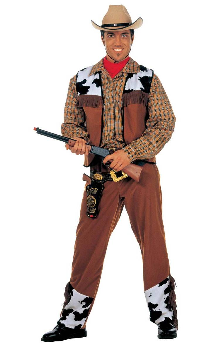 Costume De Cowboy Homme