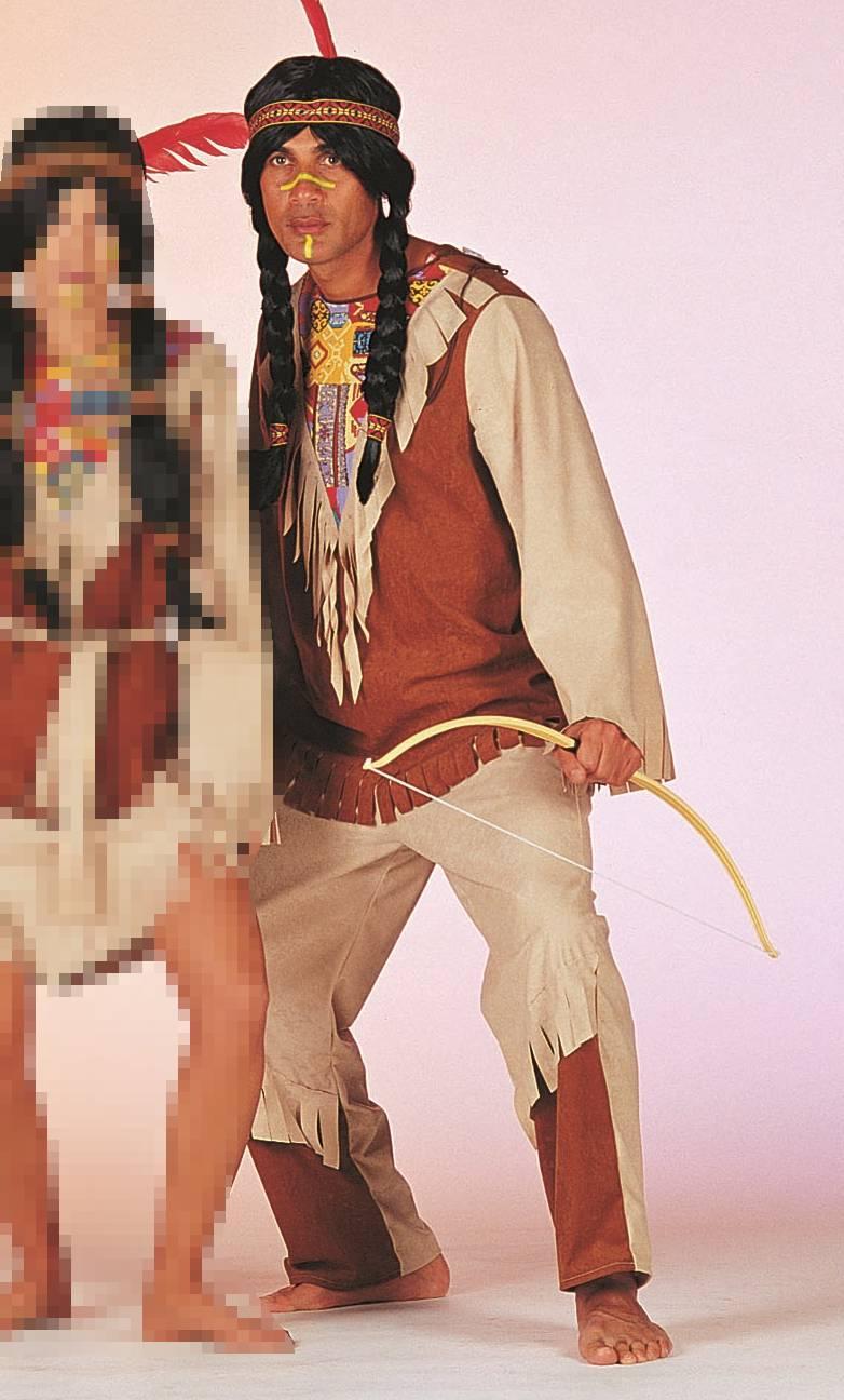 Costume-Indien-Grande-taille-XXL