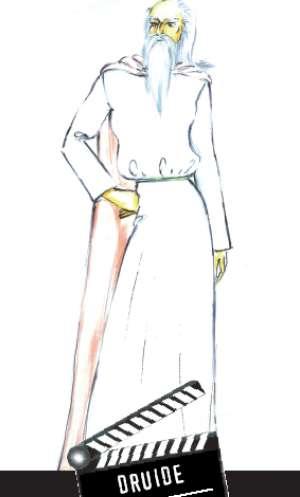 Costume-Druide