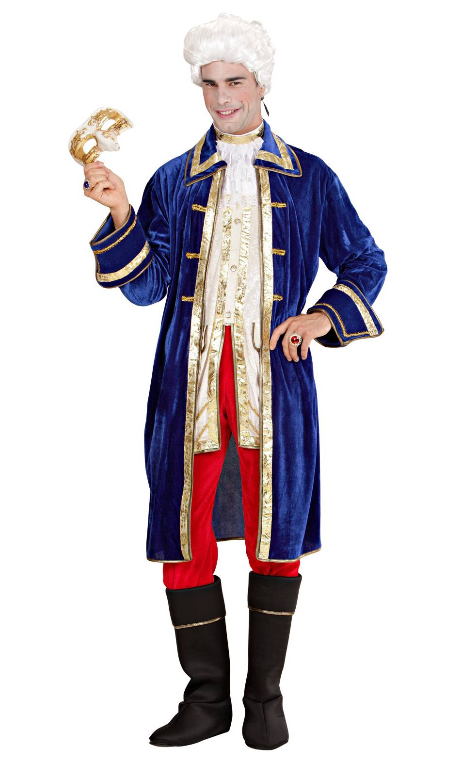 Costume marquis casanova