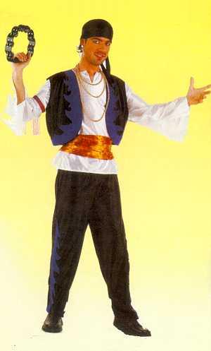 Costume-Gitan