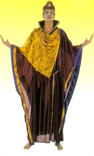 Costume-Gourou