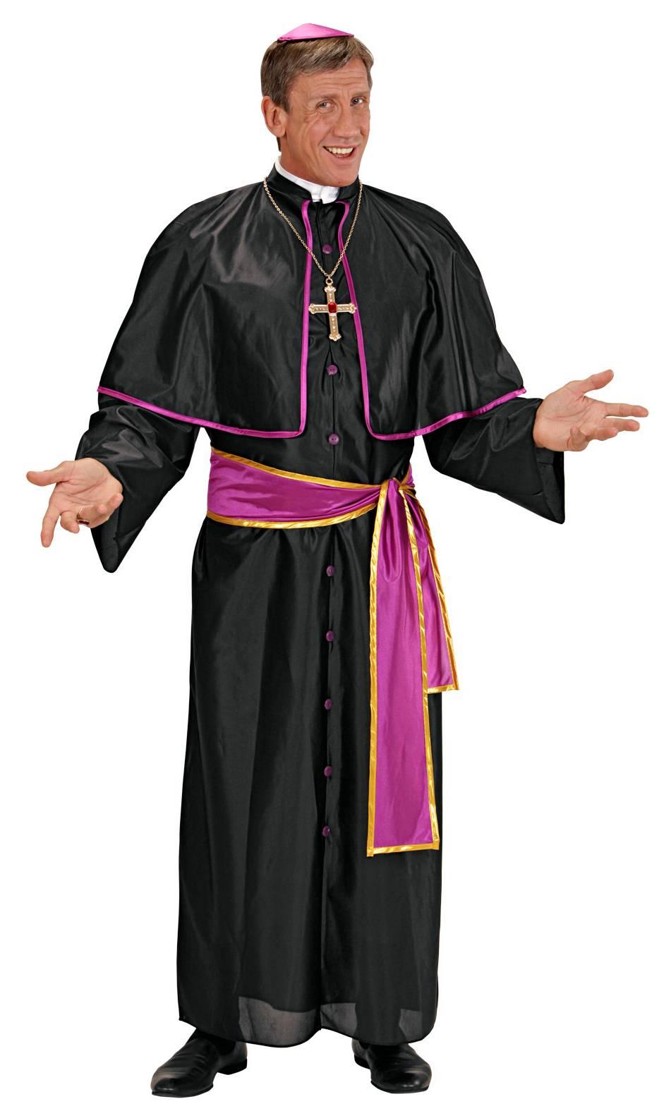 Costume de cardinal adulte