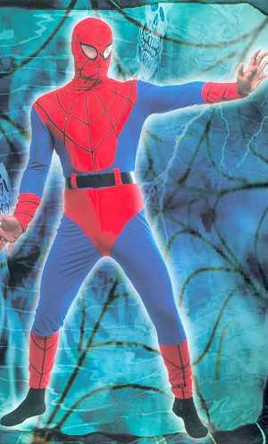 Costume-Spider-Héro