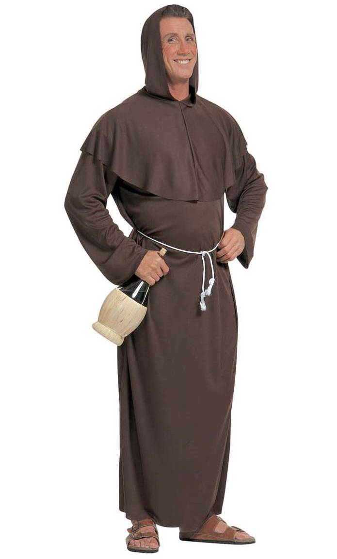 Costume moine pas cher