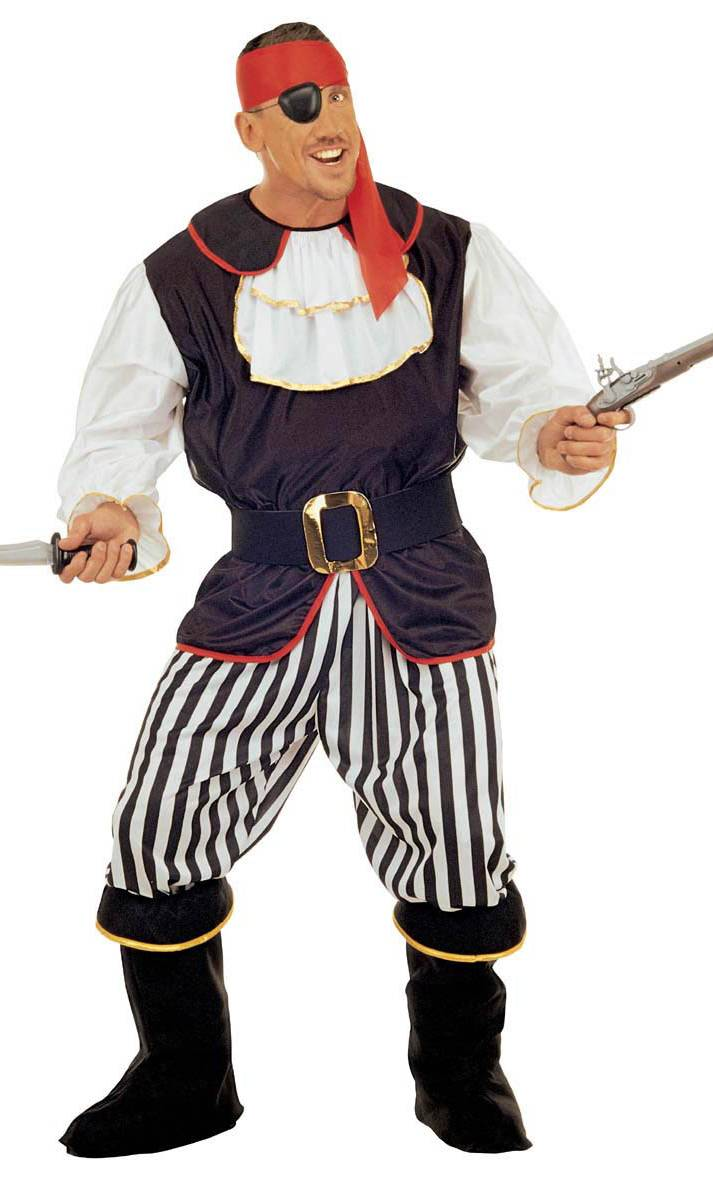 Costume pirate adulte