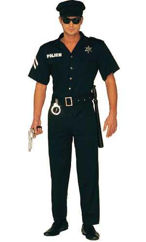 Costume policier h1