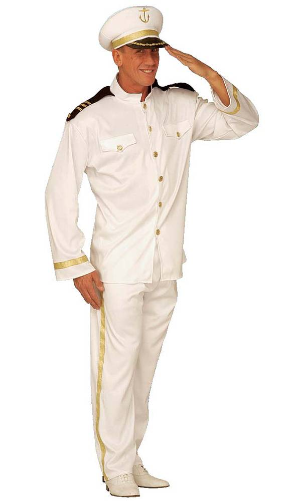Costume de capitaine