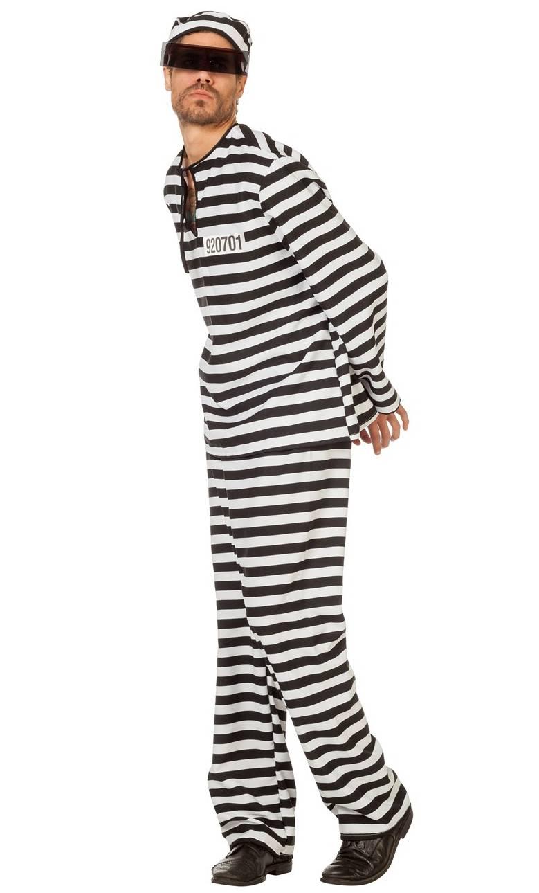 Costume-Prisonnier