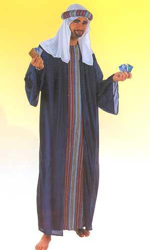 Costume-Emir
