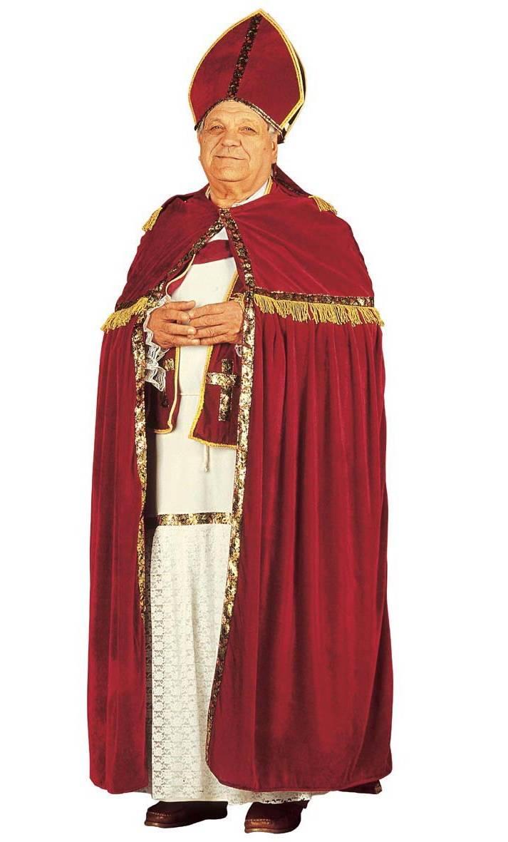 Costume de saint nicolas