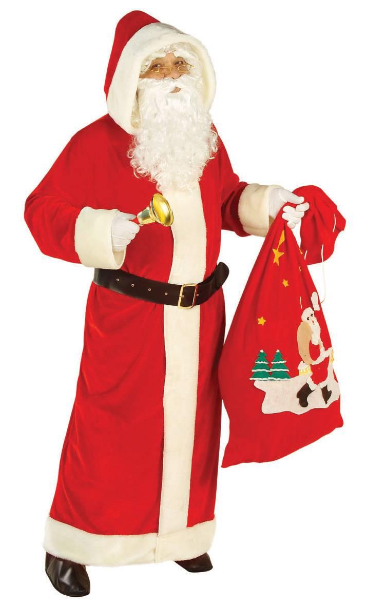 Costume père Noël 15