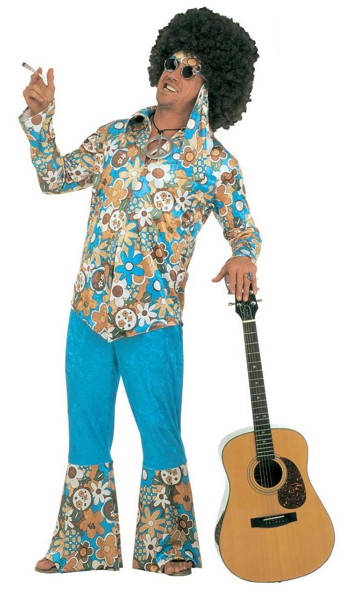 Costume-de-hippie-pour-homme-en-grande-taille