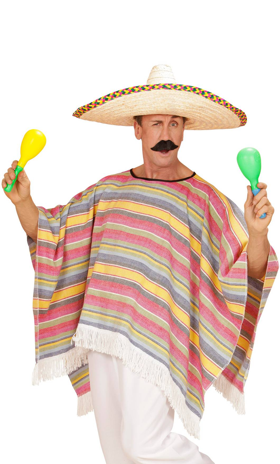 Costume-Poncho-mexicain-3