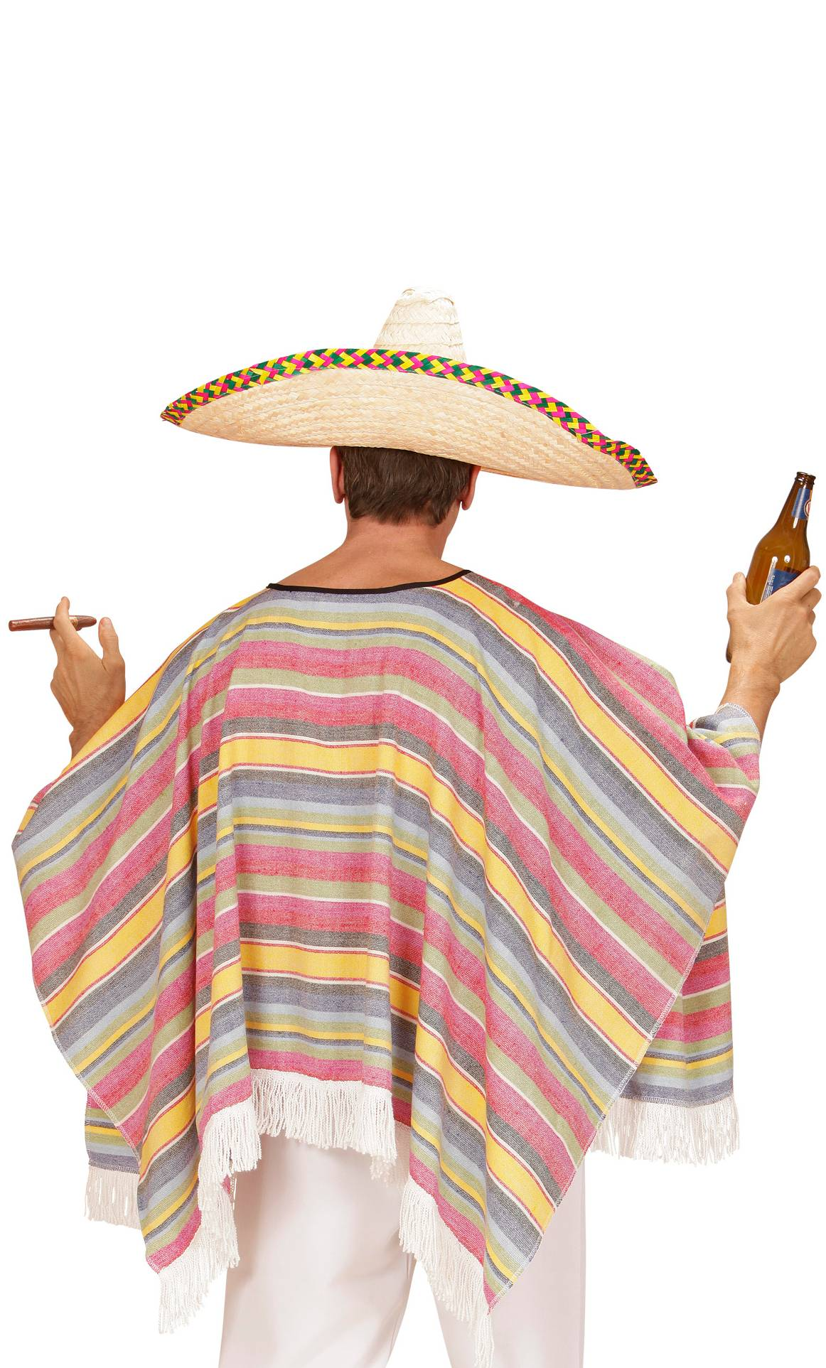 Costume-Poncho-mexicain-4