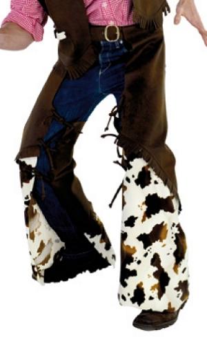 Jambières-Cow-Boy