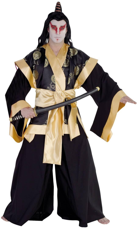 Costume-Samouraï
