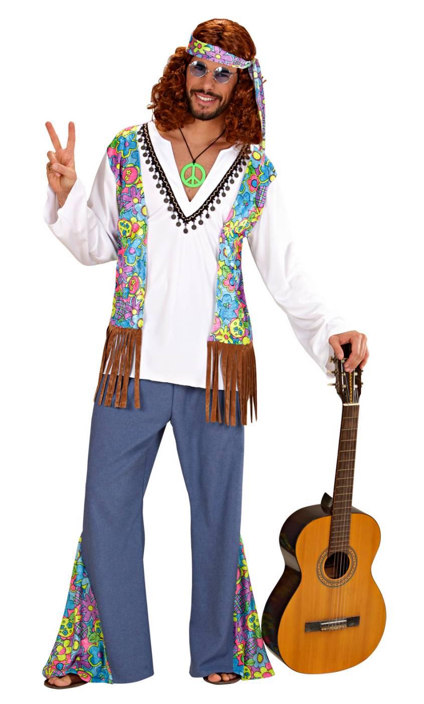 Hippie tenue - Tenue hippie homme ...