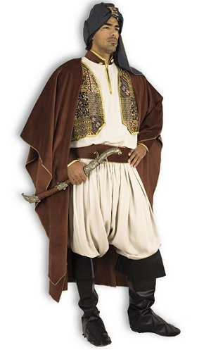 Costume-Prince-oriental-Lawrence