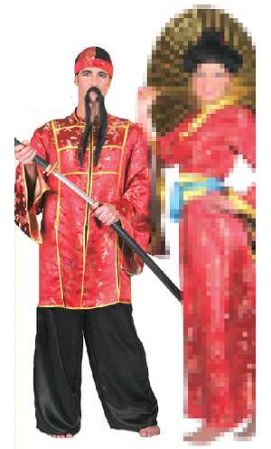 Costume-Chinois-Ling