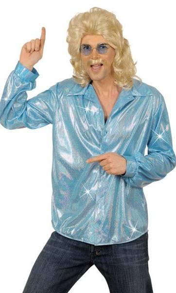Costume-Disco-bleu