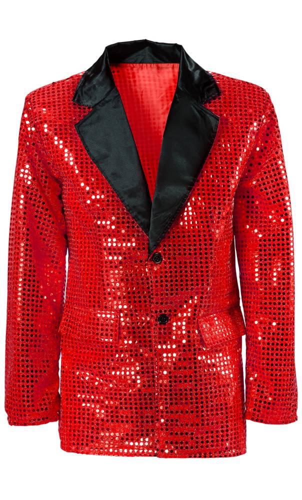 Veste-paillettes-rouge-Homme