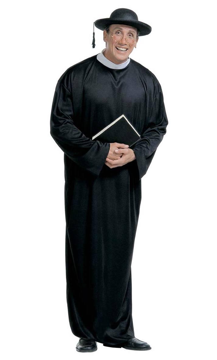 Costume de curé