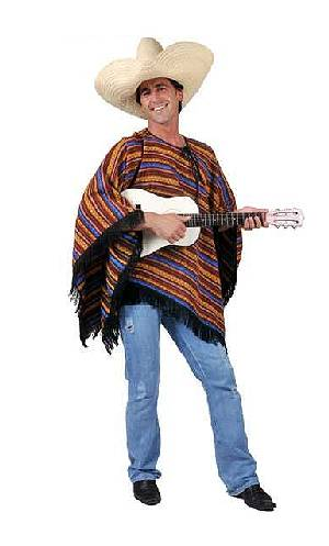 Costume-Poncho-mexicain-Diego