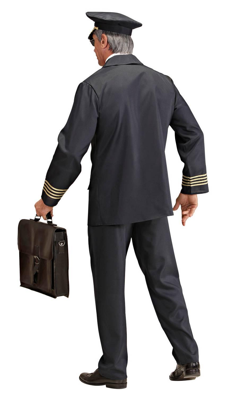 Costume-de-pilote-pour-homme-XL-2