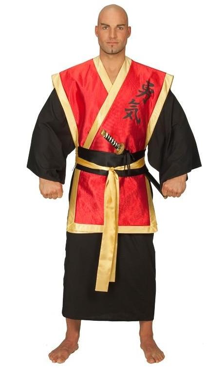 Costume-Samouraï-A4