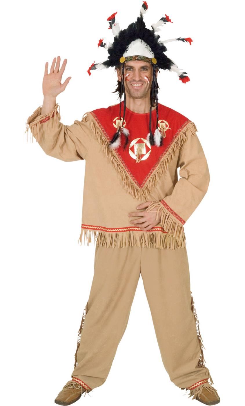 Costume-Indien