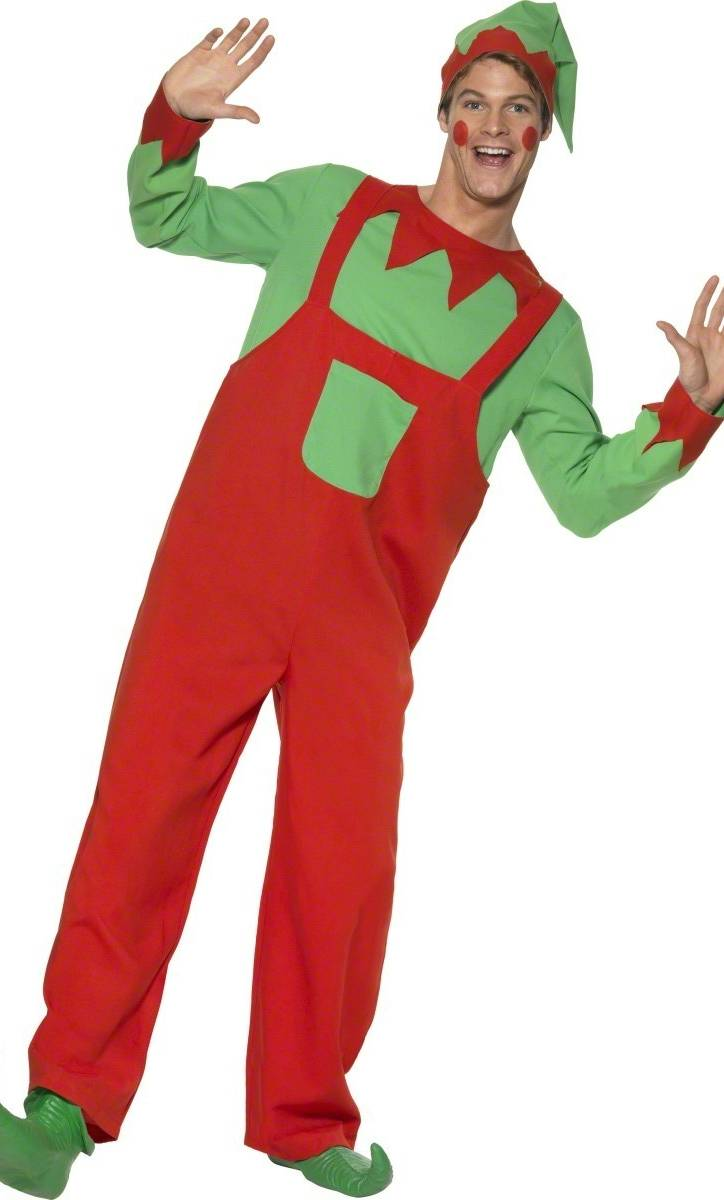 Costume-Lutin-Noël-Homme