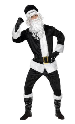 Costume-Père-Noël-noir